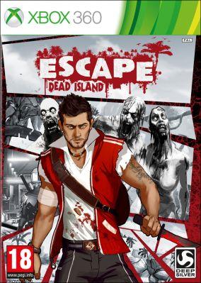 Copertina del gioco Escape Dead Island per Xbox 360