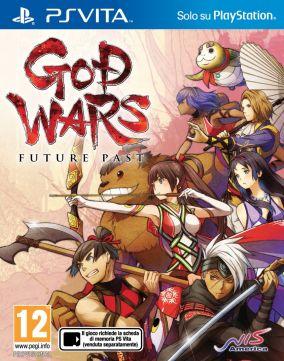 Copertina del gioco GOD WARS: Future Past per PSVITA