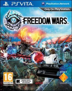 Copertina del gioco Freedom Wars per PSVITA