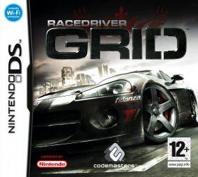 Copertina del gioco Race Driver: GRID per Nintendo DS