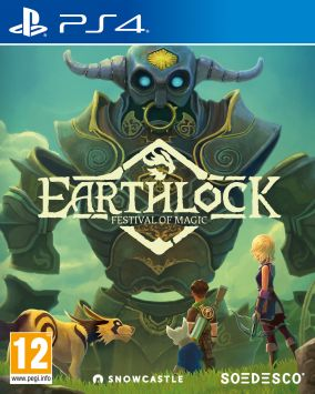 Copertina del gioco EARTHLOCK: Festival of Magic per Playstation 4