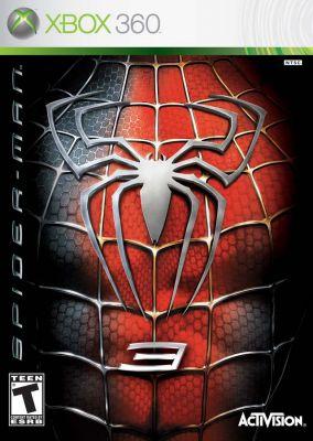 Immagine della copertina del gioco Spider-Man 3 per Xbox 360