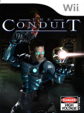 Immagine della copertina del gioco The Conduit per Nintendo Wii