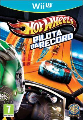 Copertina del gioco Hot Wheels Pilota da Record per Nintendo Wii U