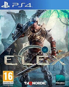 Immagine della copertina del gioco ELEX per Playstation 4