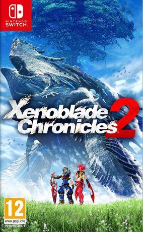 Copertina del gioco Xenoblade Chronicles 2 per Nintendo Switch
