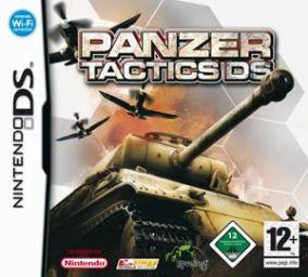 Copertina del gioco Panzer Tactics DS per Nintendo DS