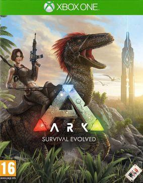 Immagine della copertina del gioco ARK: Survival Evolved per Xbox One