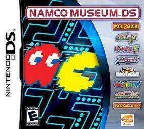 Copertina del gioco Namco Museum DS per Nintendo DS