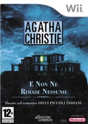 Copertina del gioco Agatha Christie: E Non Ne Rimase Nessuno per Nintendo Wii