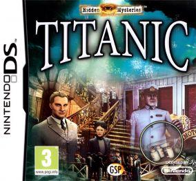 Copertina del gioco Titanic per Nintendo DS