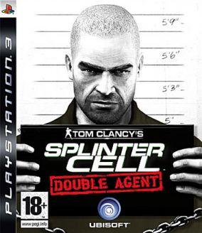 Immagine della copertina del gioco Tom Clancy's Splinter Cell Double Agent per Playstation 3
