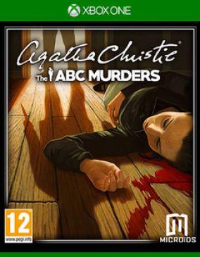 Copertina del gioco Agatha Christie: The A.B.C Murders per Xbox One