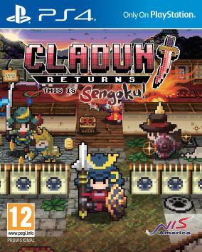 Copertina del gioco Cladun Returns: This Is Sengoku! per PSVITA