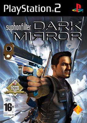 Immagine della copertina del gioco Syphon Filter: Dark Mirror per Playstation 2