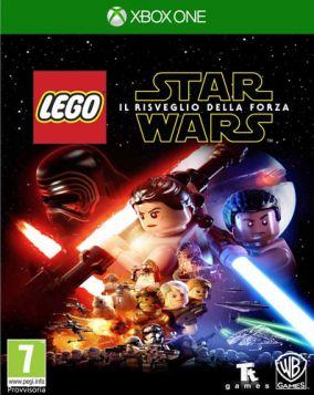 Immagine della copertina del gioco LEGO Star Wars: Il risveglio della Forza per Xbox One