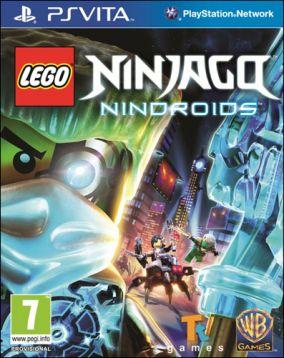Copertina del gioco LEGO Ninjago: Nindroids per PSVITA