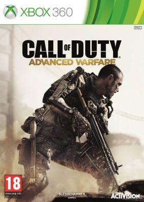 Copertina del gioco Call of Duty: Advanced Warfare per Xbox 360