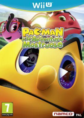 Copertina del gioco PAC-MAN e le Avventure Mostruose  per Nintendo Wii U