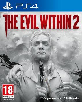Immagine della copertina del gioco The Evil Within 2 per Playstation 4