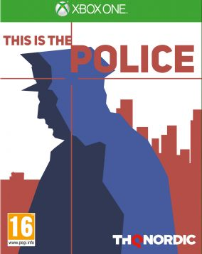 Copertina del gioco This is the Police per Xbox One