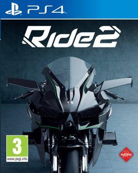 Copertina del gioco Ride 2 per Playstation 4