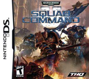Copertina del gioco Warhammer 40.000: Squad Command per Nintendo DS