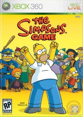 Immagine della copertina del gioco I Simpson - Il videogioco per Xbox 360