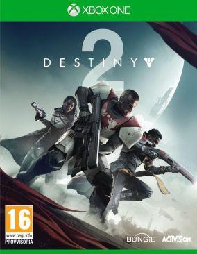 Copertina del gioco Destiny 2 per Xbox One