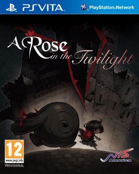 Copertina del gioco A Rose in the Twilight per PSVITA