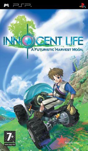 Immagine della copertina del gioco Innocent Life: A Futuristic Harvest Moon per Playstation PSP