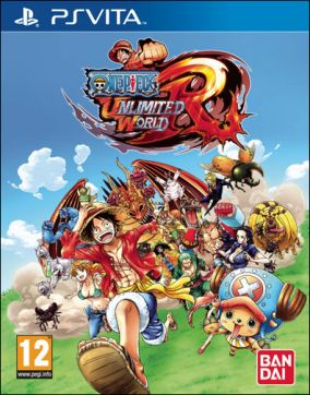 Copertina del gioco One Piece Unlimited World Red per PSVITA