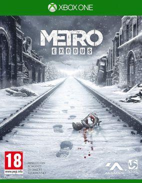 Copertina del gioco Metro Exodus per Xbox One
