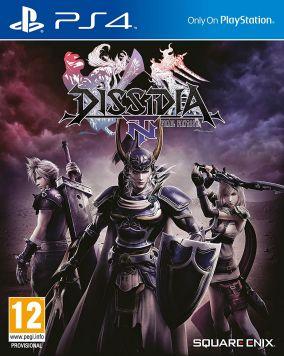Immagine della copertina del gioco Dissidia Final Fantasy NT per Playstation 4