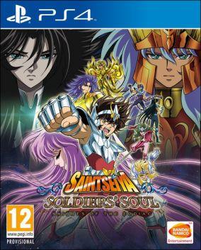 Copertina del gioco Saint Seiya: Soldiers' Soul per Playstation 4