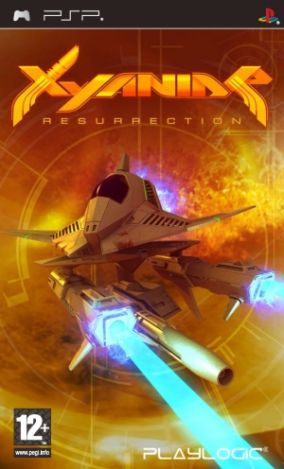 Copertina del gioco Xyanide Resurrection per Playstation PSP