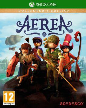Copertina del gioco AereA per Xbox One