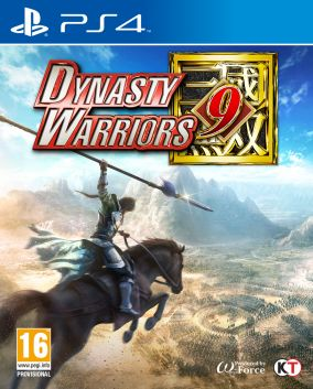 Copertina del gioco Dynasty Warriors 9 per Playstation 4