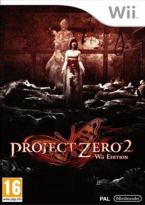 Immagine della copertina del gioco Project Zero 2: Wii Edition per Nintendo Wii