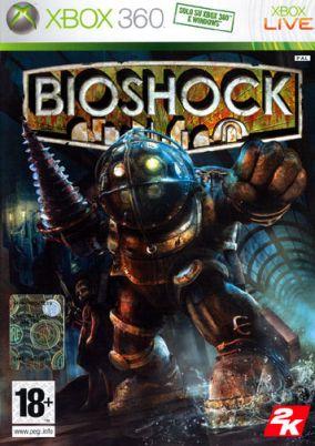Immagine della copertina del gioco Bioshock per Xbox 360