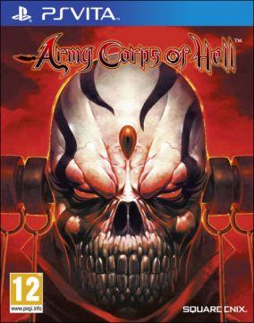 Immagine della copertina del gioco Army Corps of Hell per PSVITA