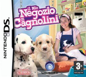 Copertina del gioco Il Mio Negozio Di Cagnolini per Nintendo DS
