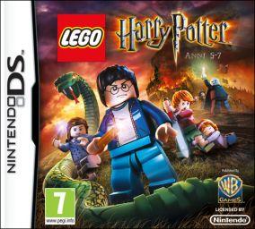Immagine della copertina del gioco LEGO Harry Potter: Anni 5-7 per Nintendo DS
