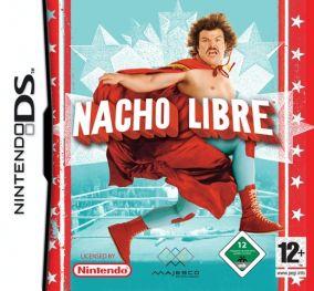 Copertina del gioco Nacho Libre per Nintendo DS