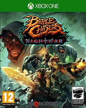 Copertina del gioco Battle Chasers: Nightwar per Xbox One