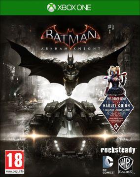 Immagine della copertina del gioco Batman: Arkham Knight per Xbox One