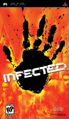 Immagine della copertina del gioco Infected per Playstation PSP