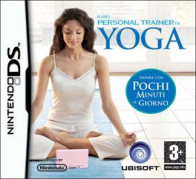 Copertina del gioco Il Mio Personal Trainer Di Yoga per Nintendo DS