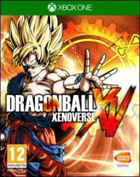 Immagine della copertina del gioco Dragon Ball Xenoverse per Xbox One
