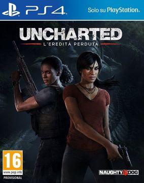 Copertina del gioco Uncharted: L'Eredità Perduta per Playstation 4